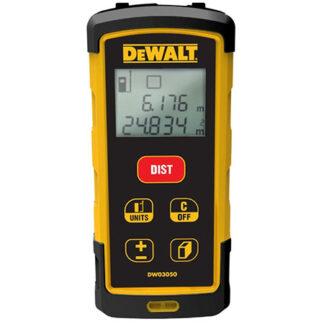 Лазерный дальномер DeWALT DW03050 отзывы