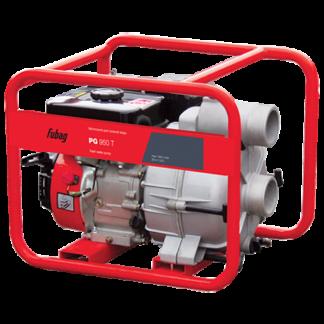 Мотопомпа для сильнозагрязненной воды Fubag PG 950 T