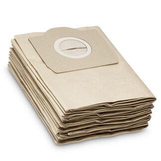 Бумажные фильтр-мешки для пылесоса Karcher WD 3