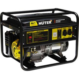 Генератор бензиновый HUTER DY6500L 5500 Вт