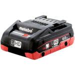 Аккумулятор Metabo LiHD 18 В 4.0Ач